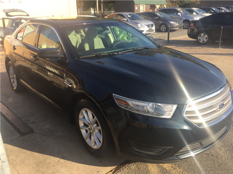 2014 Ford Taurus for sale in Pine Bluff, AR