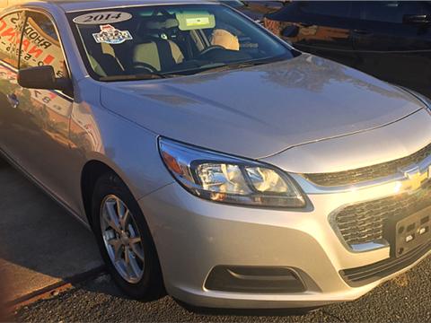 2014 Chevrolet Malibu for sale in Pine Bluff, AR