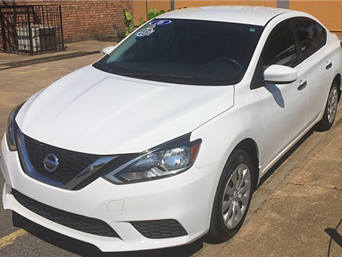2015 Nissan Sentra for sale in Pine Bluff, AR
