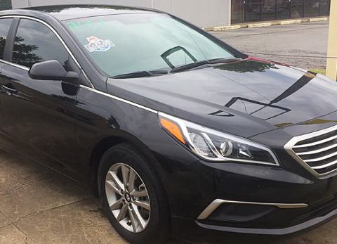2017 Hyundai Sonata for sale in Pine Bluff, AR