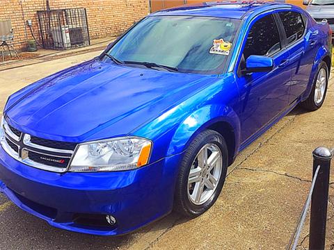 2013 Dodge Avenger for sale in Pine Bluff, AR