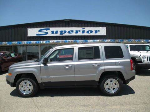 2016 Jeep Patriot for sale in Henderson, NC