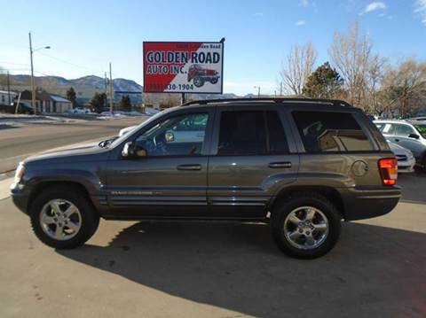 2004 jeep grand cherokee for sale colorado. Black Bedroom Furniture Sets. Home Design Ideas