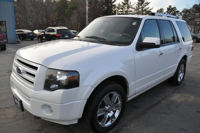 2010 Ford Expedition 4x4 Limited 4dr SUV - Hooksett NH