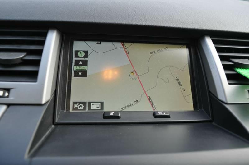 2008 Land Rover Range Rover Sport 4x4 HSE 4dr SUV - Hooksett NH