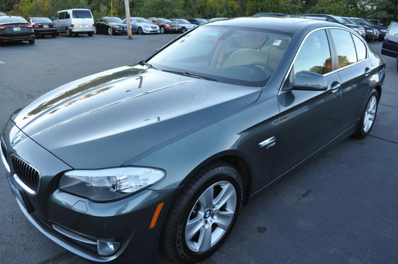 2012 BMW 5 Series AWD 528i xDrive 4dr Sedan - Hooksett NH