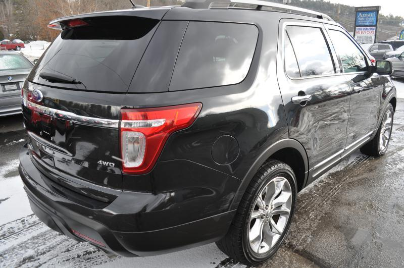 2011 Ford Explorer AWD Limited 4dr SUV - Hooksett NH