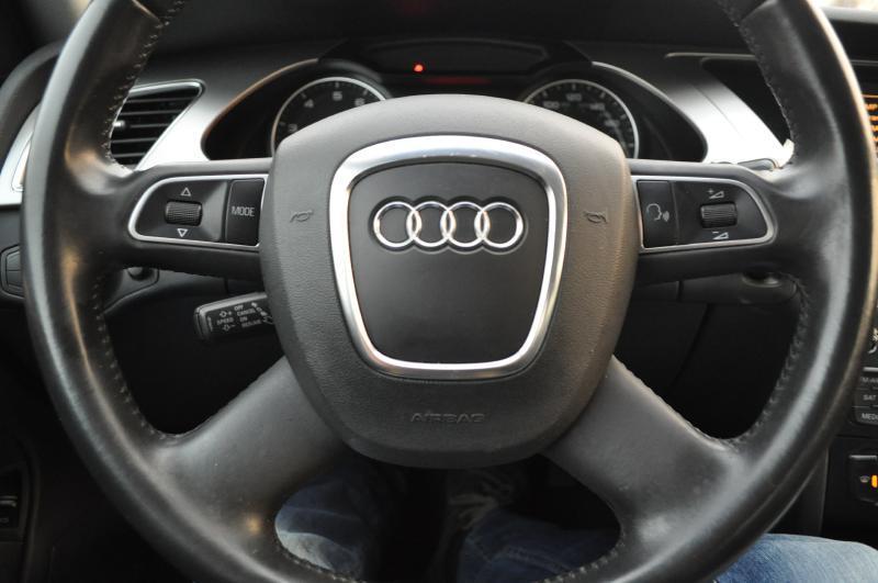 2012 Audi A4 AWD 2.0T quattro Premium 4dr Sedan 6M - Hooksett NH