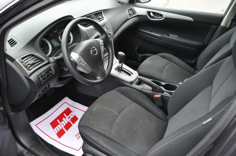 2014 Nissan Sentra S 4dr Sedan 6M - Hooksett NH
