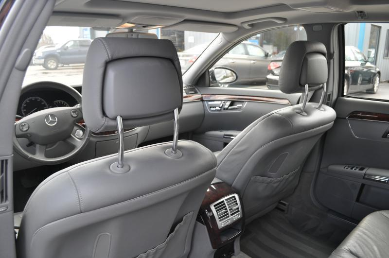 2008 Mercedes-Benz S-Class AWD S 550 4MATIC 4dr Sedan - Hooksett NH