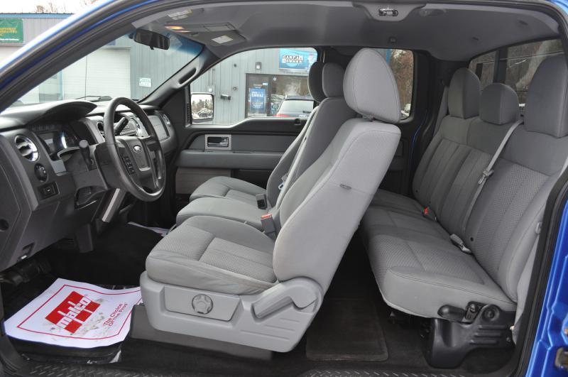 2011 Ford F-150 SUPER CAB - Hooksett NH