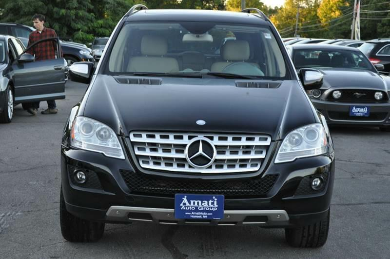 2009 Mercedes-Benz M-Class ML320 BlueTEC AWD 4MATIC 4dr SUV - Hooksett NH
