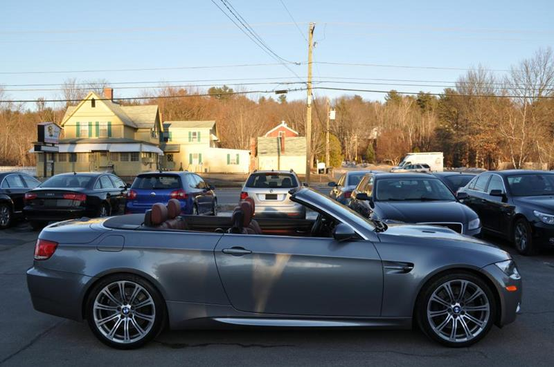 Bmw M Dr Convertible In Hooksett NH Amati Auto Group - 2009 bmw convertible