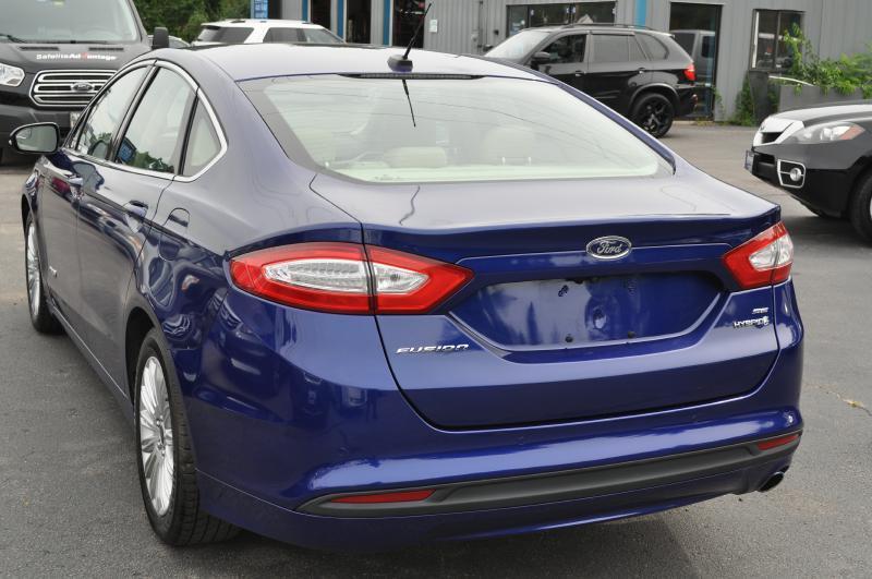 2013 Ford Fusion Hybrid SE 4dr Sedan - Hooksett NH