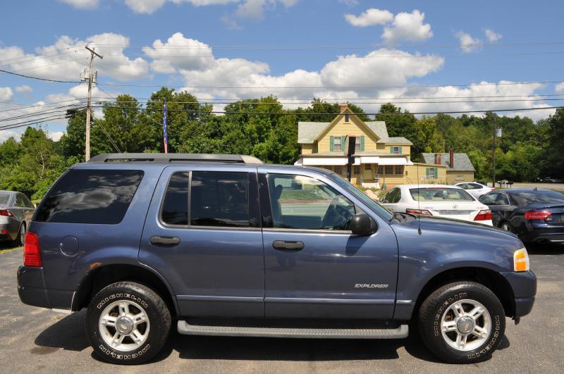 2005 Ford Explorer 4dr XLT 4WD SUV - Hooksett NH