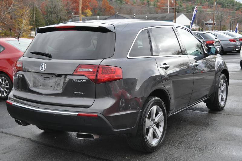 2011 Acura MDX SH-AWD 4dr SUV - Hooksett NH