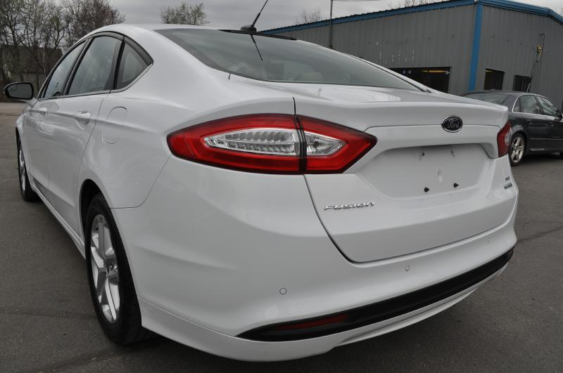 2014 Ford Fusion SE 4dr Sedan - Hooksett NH