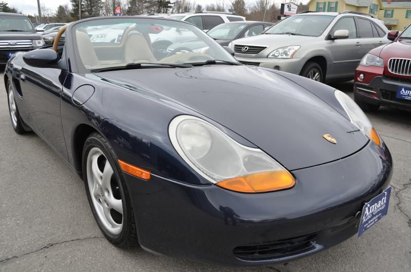 1999 Porsche Boxster Base 2dr Convertible - Hooksett NH
