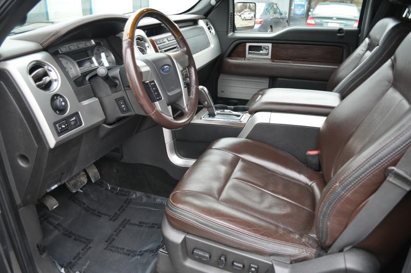 2009 Ford F-150 4x4 Platinum 4dr SuperCrew Styleside 5.5 ft. SB - Hooksett NH