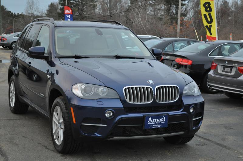 2011 BMW X5 AWD xDrive35d 4dr SUV - Hooksett NH
