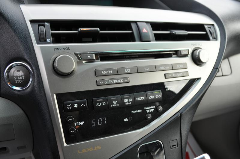 2010 Lexus RX 350 AWD 4dr SUV - Hooksett NH