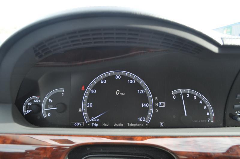 2010 Mercedes-Benz S-Class AWD S 550 4MATIC 4dr Sedan - Hooksett NH