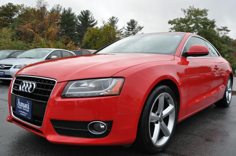 2009 Audi A5 AWD quattro 2dr Coupe 6A - Hooksett NH