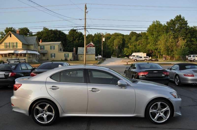 2007 Lexus IS 250 4dr Sedan (2.5L V6 6A) - Hooksett NH