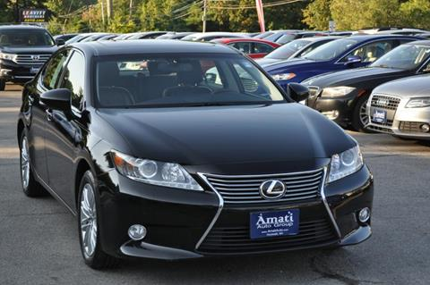 2013 Lexus ES 350 for sale in Hooksett, NH