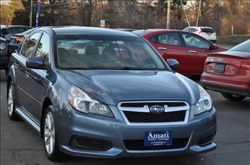 2013 Subaru Legacy for sale in Hooksett, NH