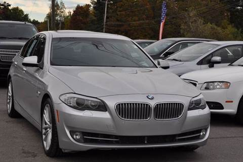 2011 BMW 5 Series for sale in Hooksett, NH