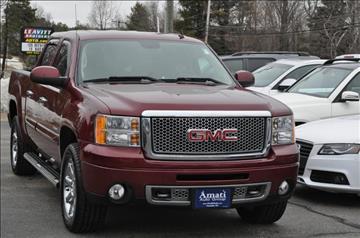 2013 GMC Sierra 1500 for sale in Hooksett, NH