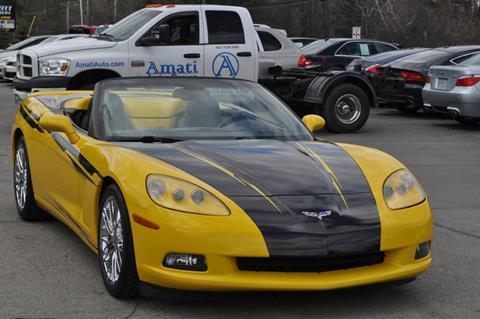 2006 Chevrolet Corvette For Sale In Hooksett, NH