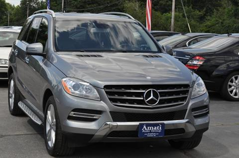 2014 Mercedes-Benz M-Class for sale in Hooksett, NH