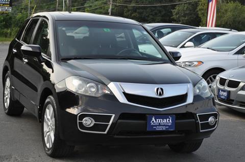 2011 Acura RDX for sale in Hooksett, NH