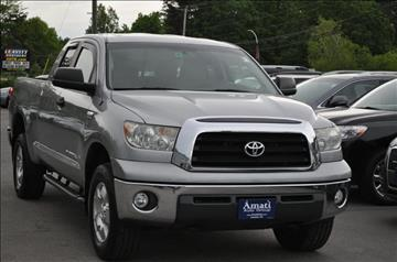 2007 Toyota Tundra for sale in Hooksett, NH
