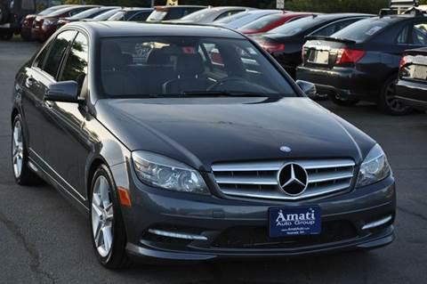 2011 Mercedes-Benz C-Class for sale in Hooksett, NH