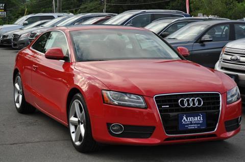 2009 Audi A5 for sale in Hooksett, NH