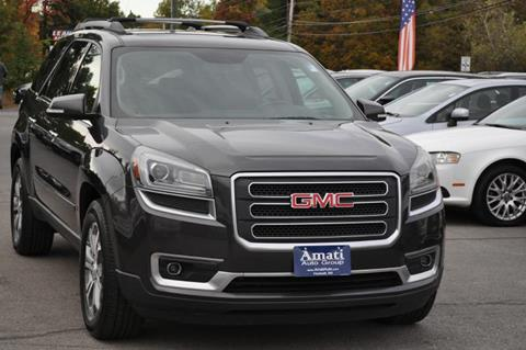 2013 GMC Acadia for sale in Hooksett, NH