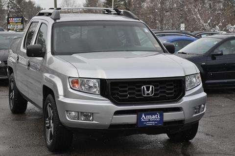 Honda Ridgeline For Sale In Columbia Sc Carsforsale Com