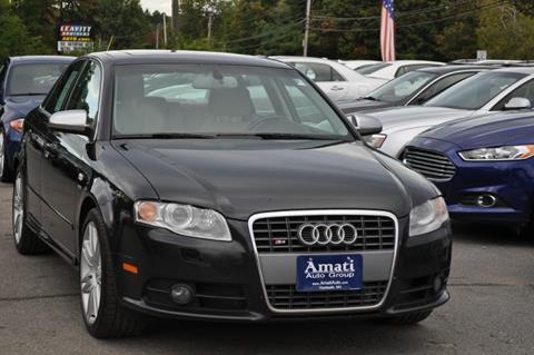 2007 Audi S4 for sale in Hooksett, NH