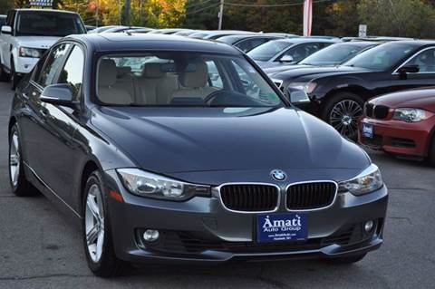 2013 BMW 3 Series for sale in Hooksett, NH