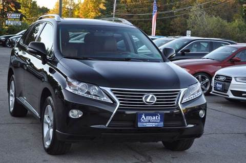 2013 Lexus RX 350 for sale in Hooksett, NH