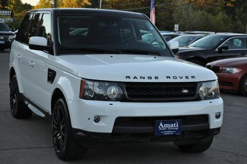 2013 Land Rover Range Rover Sport for sale in Hooksett, NH