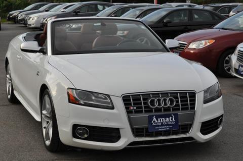 2010 Audi S5 for sale in Hooksett, NH
