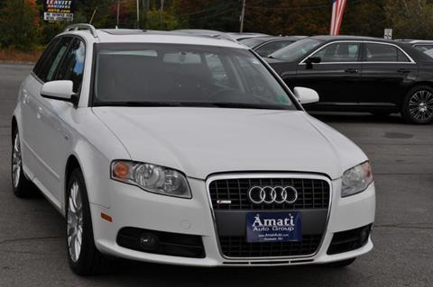2008 Audi A4 for sale in Hooksett, NH