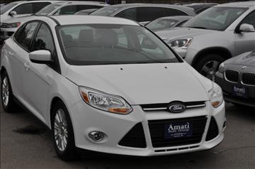 2012 Ford Focus for sale in Hooksett, NH