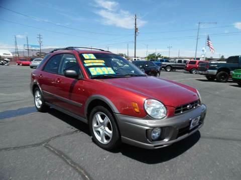 2002 Subaru Impreza for sale in Reno, NV