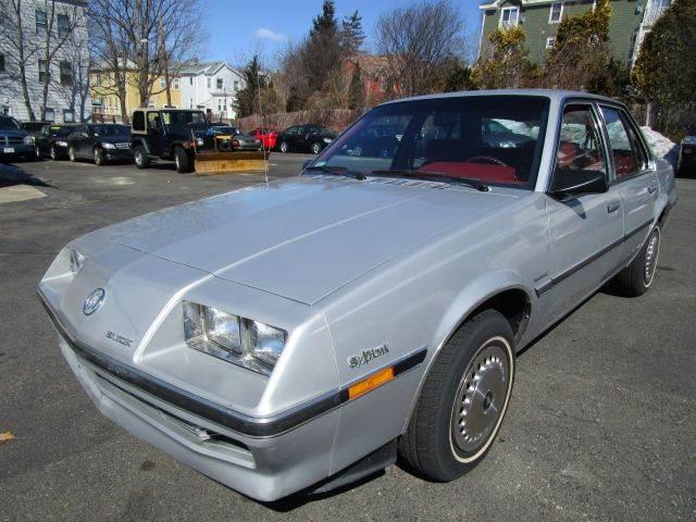 1986 Buick Skyhawk