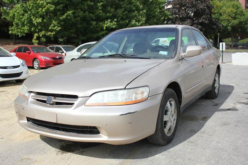 2000 Honda Accord